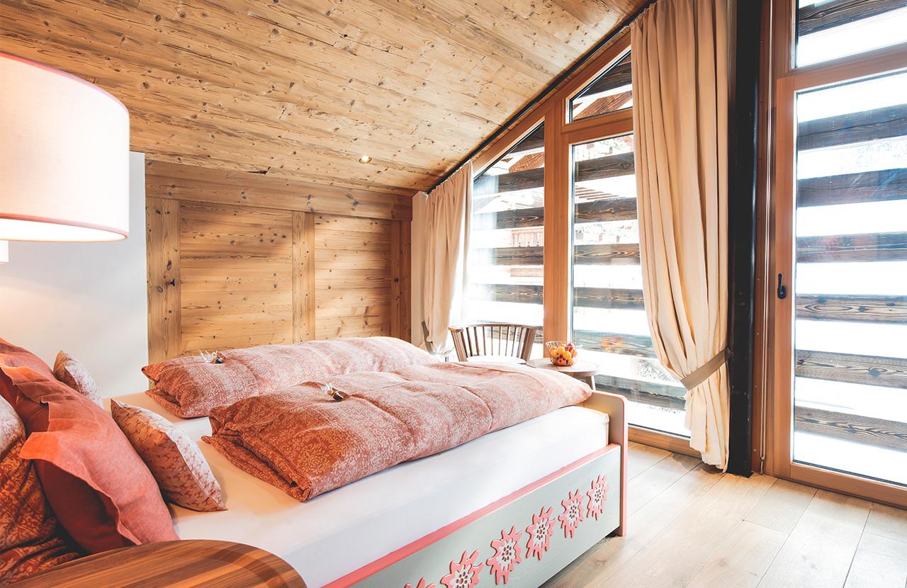 Chalet Lech Luxuschalet Am Arlberg Lech Lodge Schlafzimmer