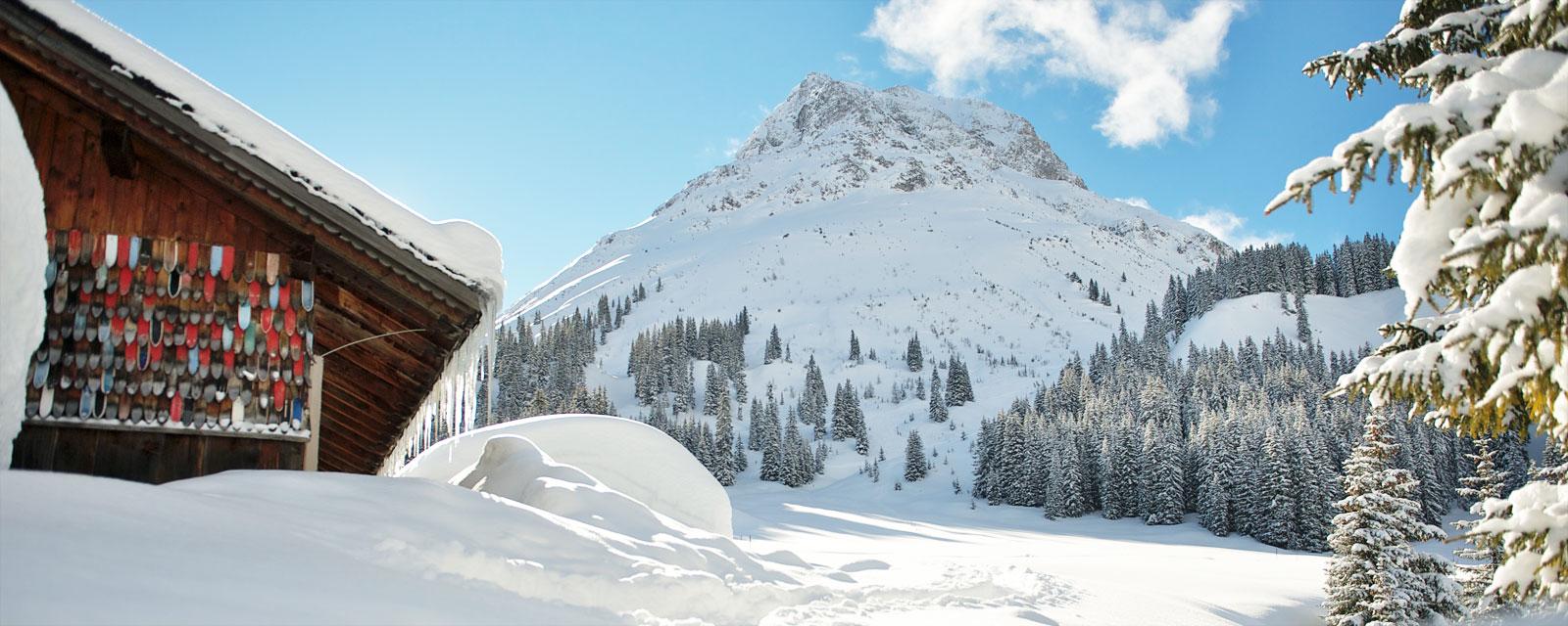 winterurlaub im ski chalet appartment lech am arlberg sterreich. Black Bedroom Furniture Sets. Home Design Ideas